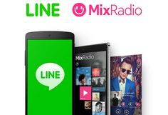 Line-acquires-mobile-music-streaming-app-MixRadio-from-Microsoft
