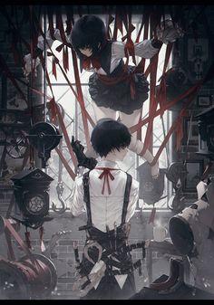 Anime, art, and dark image Demon Manga, Manga Anime, Manga Art, Dark Anime, Hot Anime, Anime Negra, Persona Anime, Anime Lindo, Anime Kunst