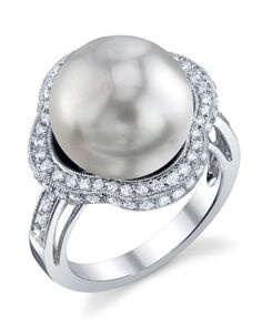 12mm White South Sea Pearl & Diamond Patricia Ring in 18K Gold The Pearl Source,http://www.amazon.com/dp/B00EDP8ZHS/ref=cm_sw_r_pi_dp_27evtb1DTM7C5FE9