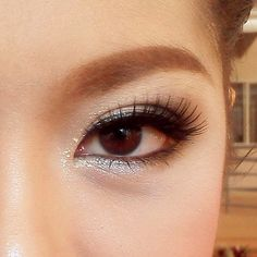 Eyes Make-Up For Prom Party