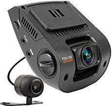 THINKWARE TW-X500IR Dash Cam Bundle with Infrared Interior Cam   Best Dashboard Camera