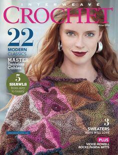 Interweave crochet winter 2014  http://karmittarteira.blogspot.com.br/