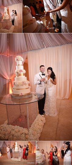 James and Lauren Married - Studio Tran Photographers