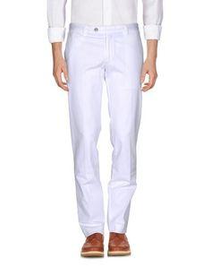 Prezzi e Sconti: #Canali pantalone uomo Bianco  ad Euro 124.00 in #Canali #Uomo pantaloni pantaloni