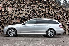 Probefahrt: Mercedes-Benz E 300 BlueTEC HYBRID