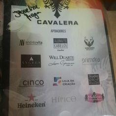 É daqui a pouco...TOP! #cavalera #desfileshow #eventotop #friends