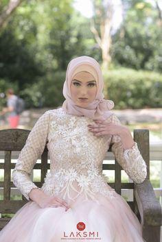 Islamic Bride by LAKSMI - Kebaya Muslimah & Islamic Wedding Service - 010