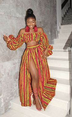 African fashion is available in a wide range of style and design. Whether it is men African fashion or women African fashion, you will notice. African Inspired Fashion, African Print Fashion, Africa Fashion, Fashion Prints, Ethnic Fashion Styles, Tribal Fashion, African Print Dresses, African Fashion Dresses, African Dress
