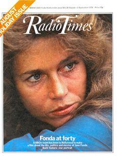 Radio Times Cover 1978-08-28 Jane Fonda