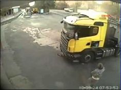 UNBELIEVABLE  Truck Crash..or drop by anytime!