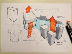 The sketching mind | Exploratory Sketching
