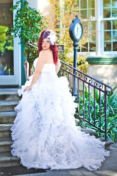 TLC's Curvy Brides Shines the light on Curvaceous Couture #plussizebridal #plussizebrides #plussizefashion