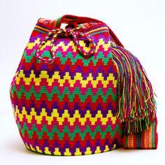 Wayuu Boho Bags with Crochet Patterns Crochet Clutch Pattern, Tapestry Crochet Patterns, Crotchet Bags, Knitted Bags, Mochila Crochet, Tapestry Bag, Macrame Bag, Boho Bags, Crochet Purses