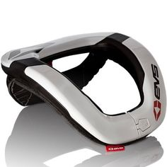 "EVS Sports R4 Neck Support Youth White Race Collar RC4-YWH by EVS Sports. $89.35. Fully adjustable sizing. Works with many EVS roost protectors; Very comfortable and lightweight. Adults 105 lbs. and up / 5'3"" and up; Minimizes risk of axial compression, hyperflexion, hyperextension and lateral hyperflexion Easy front ent.ry system; Provides amazing range of motion of head. Soft rubberized edges for increased comfort. The R4's low profile and lightweight (ADULT..."