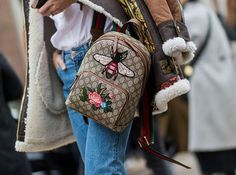 #MILAN |  | #streetstyle LK| #ootd #guccibackpack #MCtendenze : Christian Vierig via MARIE CLAIRE ITALIA MAGAZINE OFFICIAL INSTAGRAM - Celebrity  Fashion  Haute Couture  Advertising  Culture  Beauty  Editorial Photography  Magazine Covers  Supermodels  Runway Models