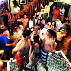 What a Maryland State Atty. General (and Candidate for Governor) Looks Like in the Middle of an Underage Alcohol Party10/25