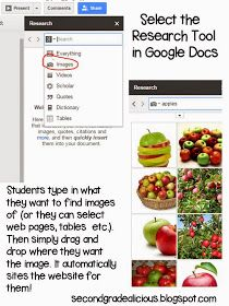 Secondgradealicious: Google Apps for the Primary Classroom!
