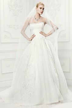 Truly Zac Posen Collection for David's Bridal