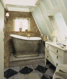English cottage bath from '