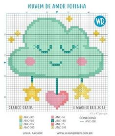Thrilling Designing Your Own Cross Stitch Embroidery Patterns Ideas. Exhilarating Designing Your Own Cross Stitch Embroidery Patterns Ideas. Baby Cross Stitch Patterns, Cross Stitch For Kids, Cross Stitch Baby, Cross Stitch Charts, Cross Stitch Designs, Tapestry Crochet Patterns, Crochet Wall Hangings, Crochet Stitches, Cross Stitching
