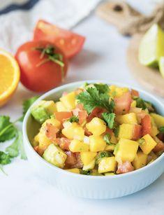 Medical Medium Recipes (Blog) Italian Potato Salad Recipe, Whole Food Recipes, Vegan Recipes, Vegan Food, Medium Recipe, Healthy Crackers, Clean Eating, Healthy Eating, Mango Salsa