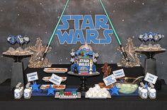 Star Wars Party  Birthday  Star Wars by AmandasPartiesToGo on Etsy, $29.00