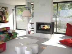 Tout savoir sur l'installation de sa cheminée #cheminee #salon #deco