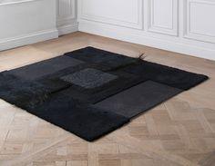 Charlotte Jonckheer - Tapis Paysage Charlotte, Weaving, Carpet, Textiles, Contemporary, Rugs, Home Decor, Landscape, Farmhouse Rugs