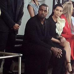 I could be Kim but who could be Kanye?