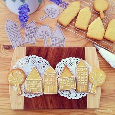 Townhouse Cookies-I'm so obsessed with townhouse❥ @leesamantha