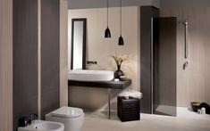Fliesengestaltung Im Bad   Ein Paar Reizvolle Vorschläge | Wohnen |  Pinterest
