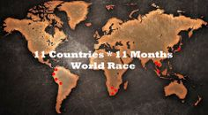 Follow my journey to serve people in 11 countries over the next 11 months by subscribing to my blog: http://rachelkrause.theworldrace.org/ #missionary #worldrace