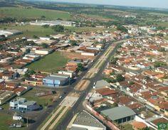 Vista aérea 7 de Ibitinga(SP) https://www.facebook.com/IbitingaMadeInIbitinga