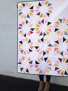 salty oat: quilt studio and fabric shop: do. Good Stitches: A Circle of Geese Quilt