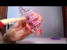 Rainbow Loom™ MonsterTail™ Daisy Fleur Bracelet Tuto FRANCAIS