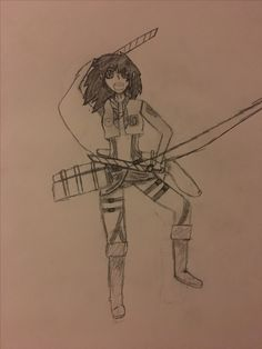 This is a version of Tara. (I'm working on drawing movement)hope you like it