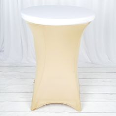 Floral Tablecloth, Round Tablecloth, Table Top Covers, White Wedding Decorations, White Spandex, Spandex Chair Covers, Quinceanera Party, Patriotic Decorations, Different Light