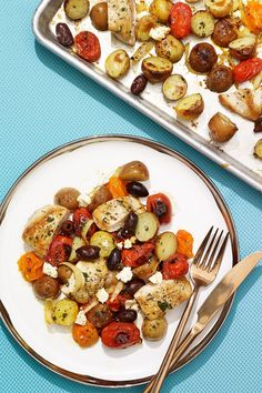 3 easy sheet pan recipes that will make your life so much easier