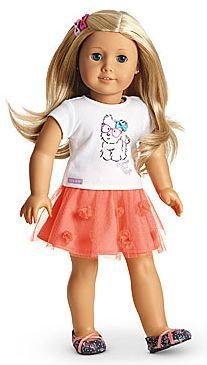 My Favorites of the New American Girl Summer Release 2014!