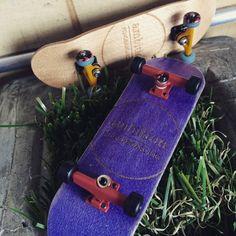 """Get yourself a #purple #pocketpop #fingerboard today! www.ambitionfingerboarding.com #certifiedpopcrazy #ambitionfingerboarding #singapore #store…"""