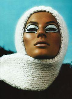 Gisele Bundchen by Mert & Marcus #giselebundchen #mert&marcus #model