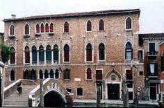 Venice: Palazzo Marcello ai Tolentini - 16 kB