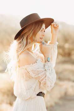 3bc45c25709320 Caitlin Lindquist of the Arizona fashion blog Dash of Darling wears a Spell  Designs white lace