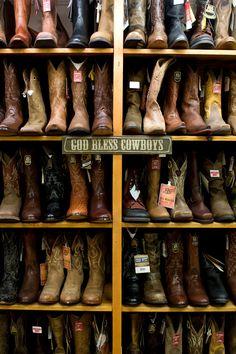 God Bless Cowboys