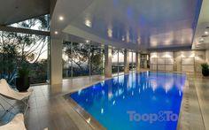 Swimming pool. Modern. Views. Bushland. Glen Osmond. Adelaide. InDaily.