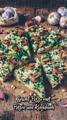 Vegan Recipes Videos, Tasty Videos, Food Videos, Vegetarian Recipes, Healthy Recipes, Vegan Foods, Vegan Dishes, Buzzfeed Tasty, Vegan Pizza