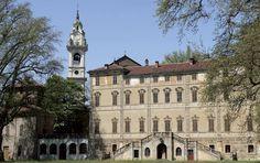 Castello Cavour di santena / www.residenzereali.it