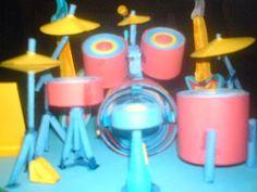 Quilling drum