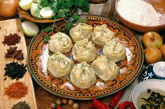 Manty | 16 Delicious Uzbek Dishes You Need To Try Immediately