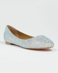My Glass Slipper shoes